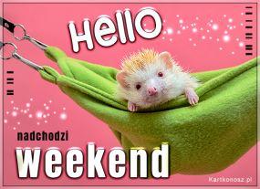 Nadchodzi weekend!