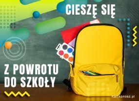 Powrót do szkoły!