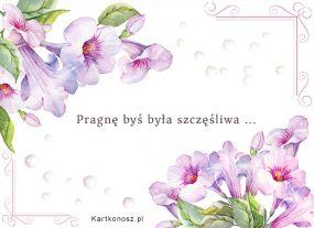 eKartka - kwiaty