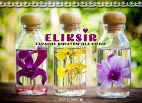 Kwiatowy eliksir