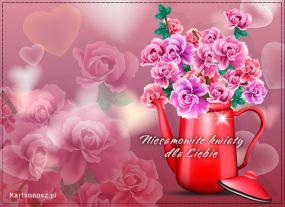 Niesamowite kwiaty