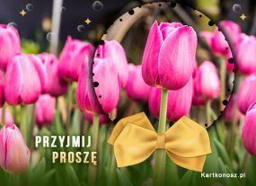 eKartki Kwiaty Przyjmij proszę ...,