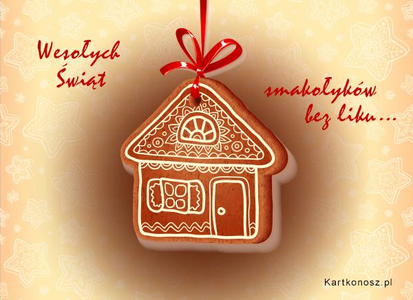 Bożonarodzeniowe smakołyki