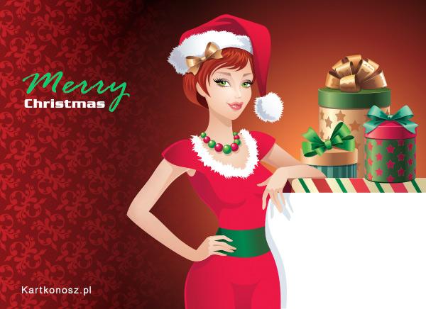 Gotowa na Boże Narodzenie