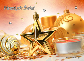 Boże Narodzenie w złocie