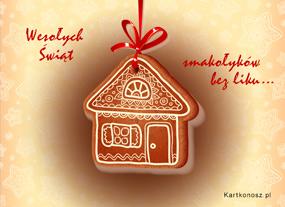 eKartki Boże Narodzenie Bożonarodzeniowe smakołyki,
