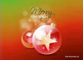 eKartki Boże Narodzenie Cudowny czas,