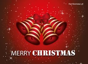 eKartki Boże Narodzenie Dzwoneczki świąteczne,
