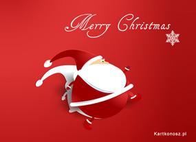 eKartki Boże Narodzenie Kartka mikołajkowa,