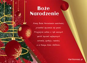eKartki Boże Narodzenie Nadchodzi Boże Narodzenie,