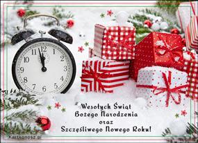 e Kartki  z tagiem: Kartki bożonarodzeniowe Najlepsze życzenia!,