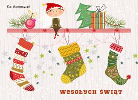 eKartki Boże Narodzenie Skrzat,