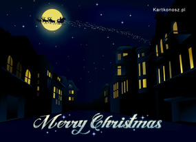 eKartki Boże Narodzenie W Wigilię,