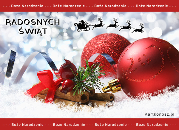 Urocze Boże Narodzenie