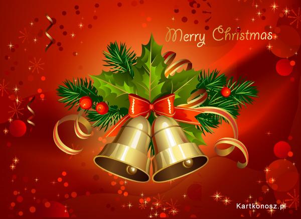 Dzwoneczki świąteczne