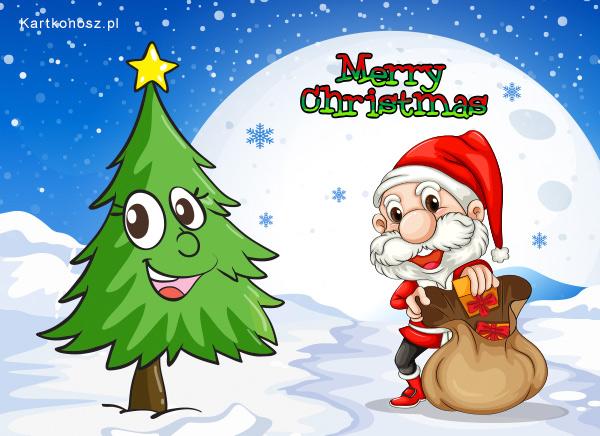 e-pocztówka bożonarodzeniowa