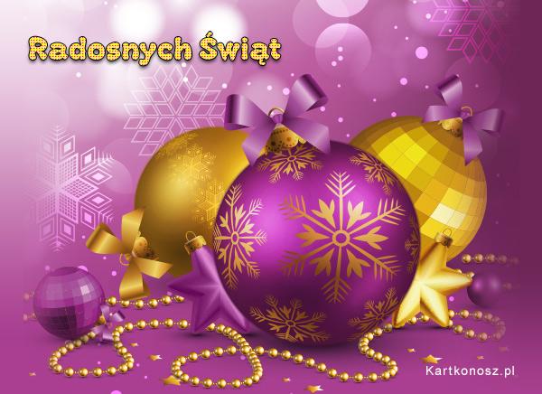 Świąt wspaniałych