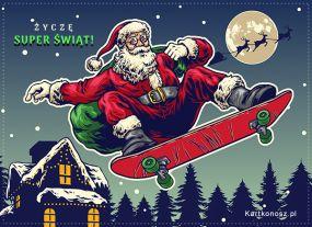 e Kartki  z tagiem: e-Kartka bożonarodzeniowa Super święta!,