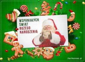 e Kartki  z tagiem: e-Kartka bożonarodzeniowa Życzenia od Mikołaja,