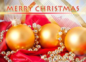 eKartki Boże Narodzenie Banieczki na święta,