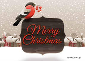 eKartki Boże Narodzenie Czekając na Wigilię,