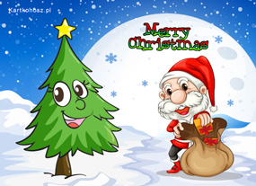 eKartki Boże Narodzenie e-pocztówka bożonarodzeniowa,