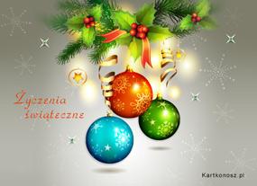 eKartki Boże Narodzenie Kartka z okazji świąt,