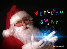 eKartki Boże Narodzenie Magia Mikołaja,