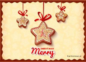 eKartki Boże Narodzenie Pierniczki na Boże Narodzenie,