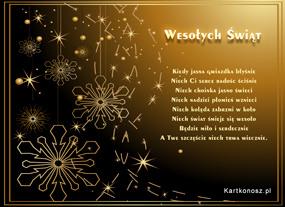 eKartki Boże Narodzenie Prawdziwe świąteczne życzenia,