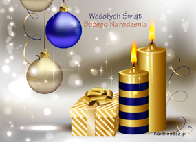 eKartki Boże Narodzenie Promyk Bożego Narodzenia,