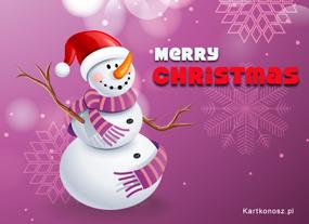 eKartki Boże Narodzenie Świątecznego nastroju,
