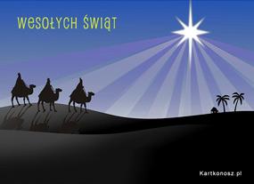 eKartki Boże Narodzenie Trzej Królowie,
