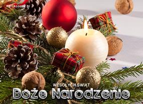 eKartki Boże Narodzenie Uroczystość świąteczna,