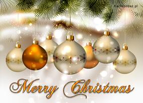 eKartki Boże Narodzenie Urok choinki,