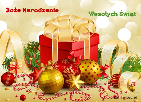 Piękne Boże Narodzenie