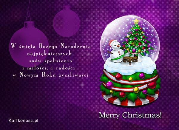 Radości Bożego Narodzenia