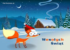 eKartki Boże Narodzenie Magia Świąt,