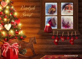 eKartki Boże Narodzenie Mikołaj już puka,