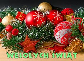 e Kartki Boże Narodzenie Strojna e-Kartka,