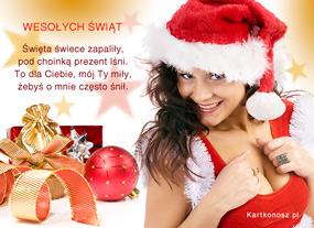 Świąteczna Mikołajka