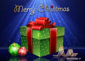 e Kartki  z tagiem: Kartki mikołajkowe W blasku Bożego Narodzenia,