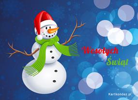 eKartki Boże Narodzenie Wesołe życzenia,