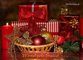e Kartki  z tagiem: Kartki mikołajkowe Wesołych Świąt,
