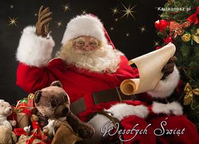eKartki Boże Narodzenie Wesołych Świąt Bożego Narodzenia,