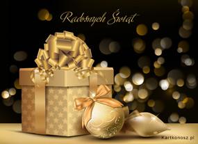eKartki Boże Narodzenie Z radością w sercu,