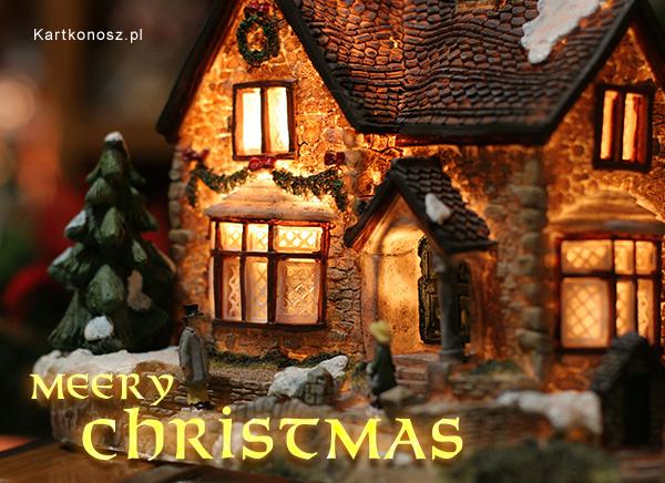 Boże Narodzenie w domu