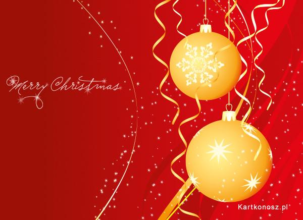 Bożonarodzeniowe bańki