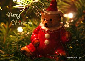 eKartki Boże Narodzenie Na choince,