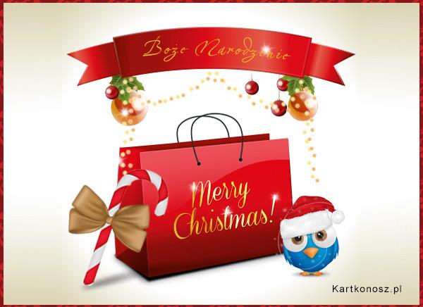 Bożonarodzeniowe zakupy